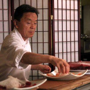 Master Chef Taichi Fujita