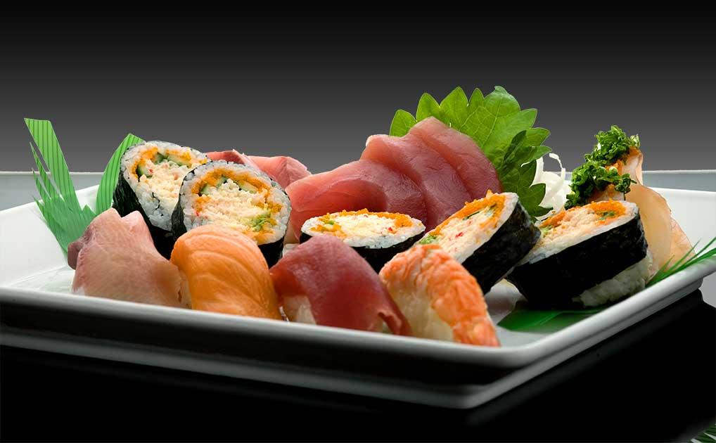 Sushi & Sushi Combination